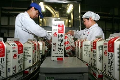 捷玛换热器牛奶行业解决方案