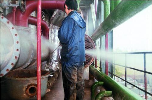 捷玛换热器油脂行业解决方案