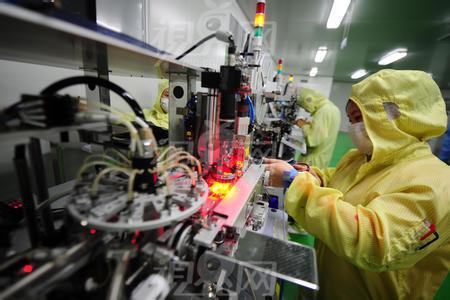 捷玛换热器光电行业解决方案