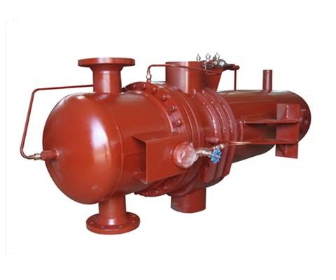 捷玛换热器应用于玖龙纸业