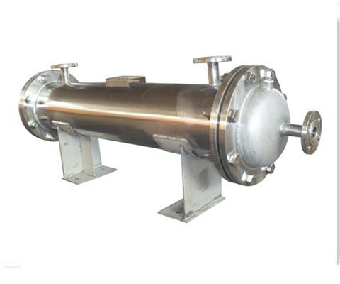 捷玛换热器应用于联众不锈钢