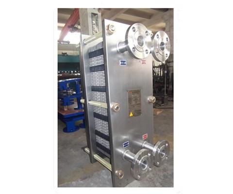 捷玛换热器应用于光明乳业