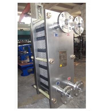 捷玛换热器应用于青岛啤酒