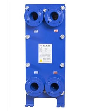 捷玛换热器应用于碧桂园集团