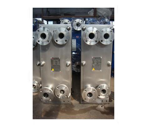 捷玛换热器应用于维他奶集团