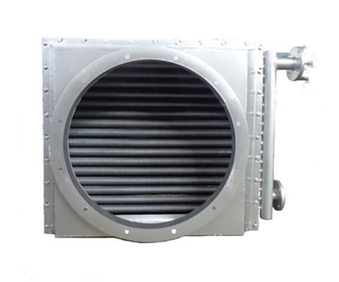 焊片式空气换热器