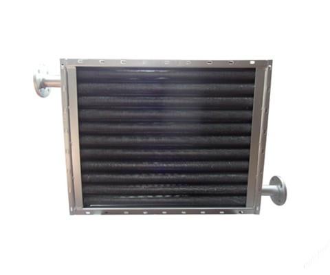 绕片式空气换热器