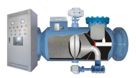 智能动态离子群水处理机组